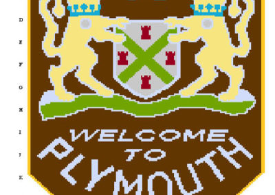 plymouth crest