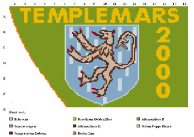 temple crest