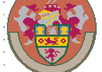 warrington crest